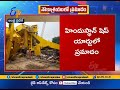 Video: 10 killed as giant crane collapses at Hindustan Shipyard in Vizag