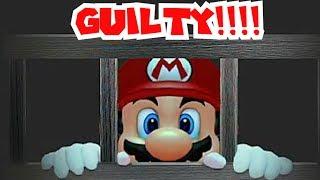 Super Mario Sunshine, But Mario Is Actually Guilty