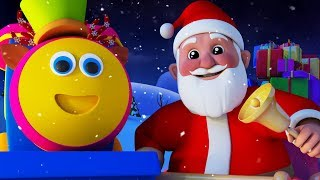 bob tàu | chuông chuông | Giáng sinh cho trẻ em | Bob Train Song | Jingle Bell | Kids Christmas Song