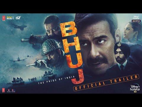 Trailer of Bhuj: The Pride of India ft. Ajay Devgn, Sanjay Dutt