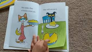 Pete the cat and bad banana read by Terra