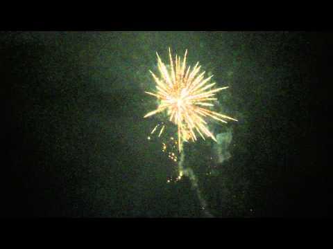 Brothers Pyrotechnics Diamond Princess - 28 shot barrage