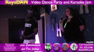Mechie Davenport & Jessie Cook   Picture {Kid Rock ft  Sheryl Crow} {#Karaoke by @KeysDAN}