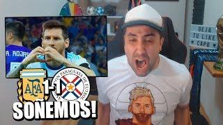 Argentina Vs Paraguay   Copa América Brasil 2019   Reacción de un hincha