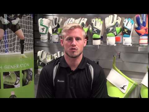 Kasper Schmeichel | New Gloves At Great-save.com