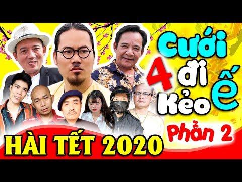 Hài Tết 2020 | CƯỚI ĐI KẺO Ế 4 - Tập 2| Phim Hài Tết Mới Nhất 2020 | Vượng Râu,Chiến Thắng,Quang Tèo