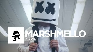 Marshmello - Alone [Monstercat Official Music Video]