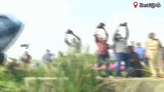 Live: AP Police allegedly attack media in Velagapudi..