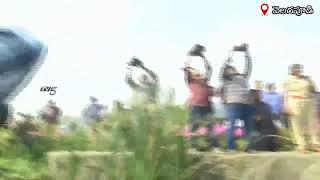 Live: AP Police allegedly attack media in Velagapudi..