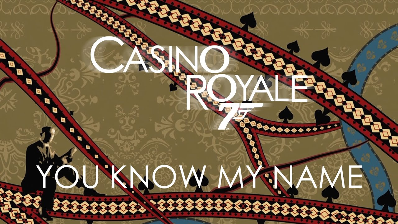Chris cornell 007 casino royale