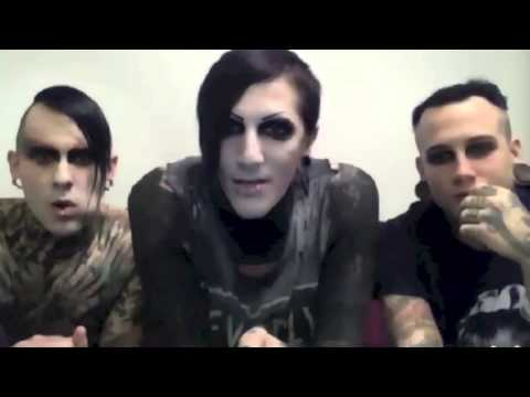 Baixar Motionless In White (livestream)