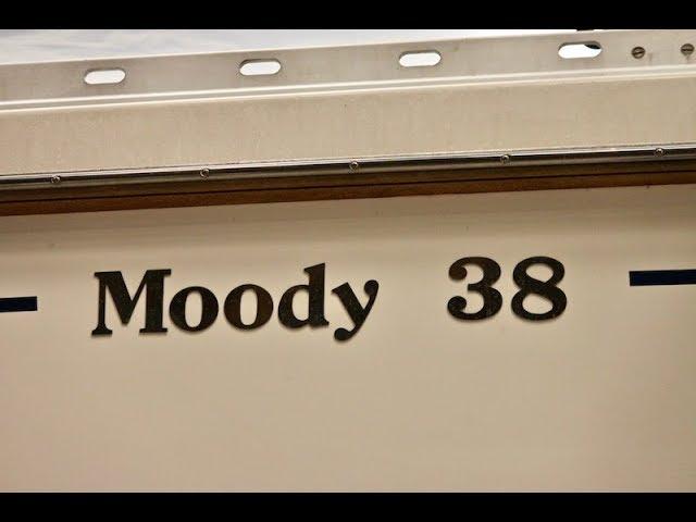 Moody 38 CC weitere Fotos