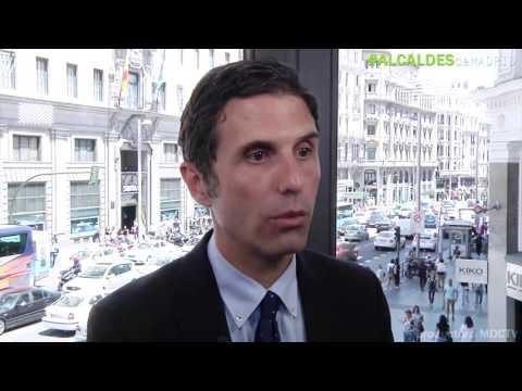 Javier Rodríguez Alcalá de Henares  'Hemos tenido edificios históricos a punto de derruirse'