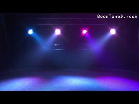 Vidéo BoomToneDJ - Par 56 RGB LED BL