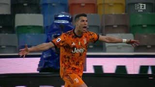 Cristiano Ronaldo vs Udinese - 02/05/2021 1080pHD