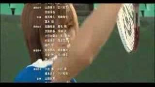 prince of tennis movie End