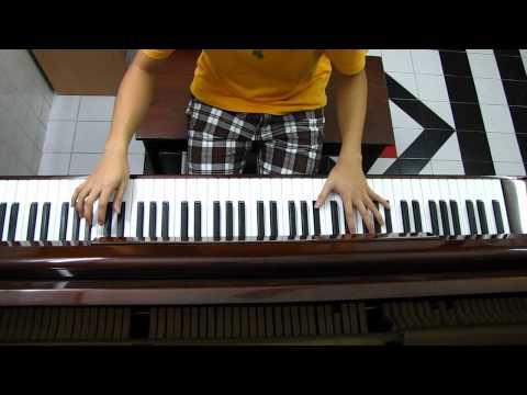 S.H.E 候鸟 钢琴版