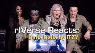 rIVerse Reacts: Dalla Dalla by ITZY - M/V Reaction