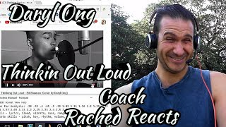 Teacher Reaction + Analysis + Goosebumps LOL - Daryl Ong - Thinkin Out Loud Cover