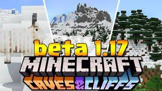 FINALMENTE le NUOVE MONTAGNE!! - Minecraft ITA 1.17 Snapshot Beta 1.16.220.50