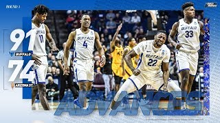 Buffalo vs. Arizona State: First round NCAA tournament extended highlights