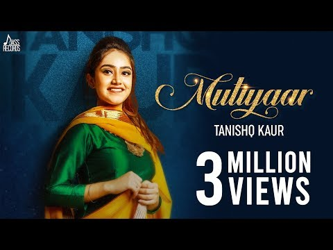 Mutiyaar (Full HD) Tanishq Kaur Ft. Randy J