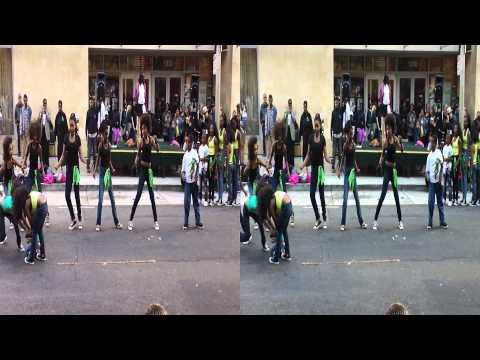 Talent All Stars perform during Sunday Streets- Western Addition (YT3D: Enabled=True)