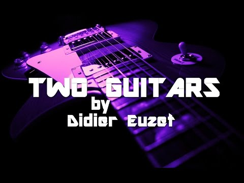 Didier EUZET - TWO GUITARS (1157)