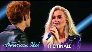 Katy Perry & Jeremiah Lloyd Harmon WOW Finale Performance   American Idol 2019