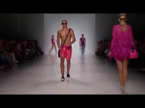 Custo Barcelona Spring Summer 2015 - Mercedes-Benz Fashion Week New York