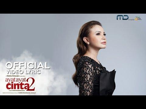 Rossa - Bulan Dikekang Malam (Official Lyric Video) | Soundtrack Ayat Ayat Cinta 2