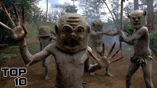 Top 10 Scariest Tribes You Don't Want To Meet
