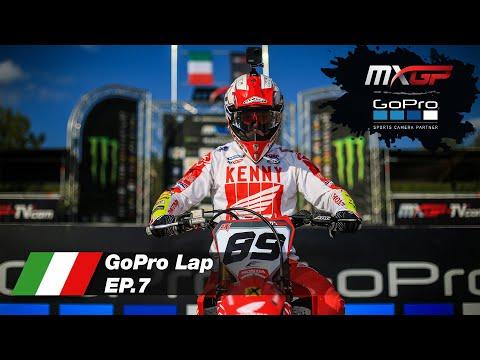 EP. 7 - GOPRO Lap: MXGP of Città di Faenza 2020 #MXGP