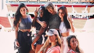 Taylor Swift Accused Of Trying To BREAK UP Fifth Harmony?