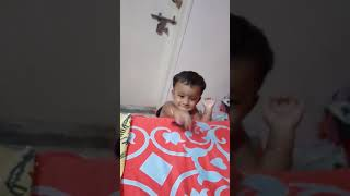 My son is bitting me -