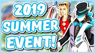 Overwatch - 2019 SUMMER GAMES EVENT EXPECTATIONS (Release Date, Skins, Hero 31, and MORE!)