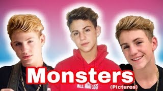 MattyBRaps - Monsters (Pictures)