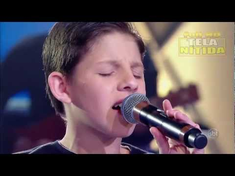 LEANDRO VINICIUS Via dolorosa HD - Joven talento Musica Cristiana