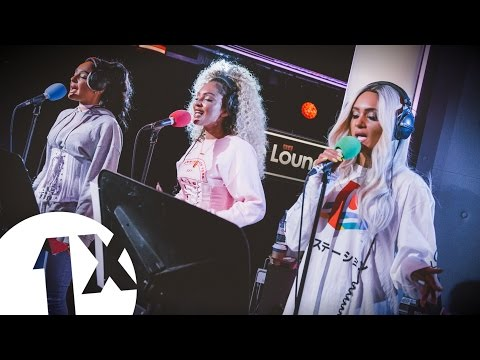M.O cover JoJo's Leave (Get Out) in the 1Xtra Live Lounge