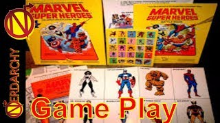 (Session 1) Marvel Super Heroes Role-Playing Game Live Play