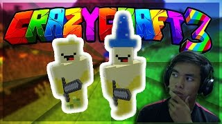 Oops Club Minecraft Crazy Craft 3.0 - Tập 1: ANH EM SONG SINH CỦA Oops Banana