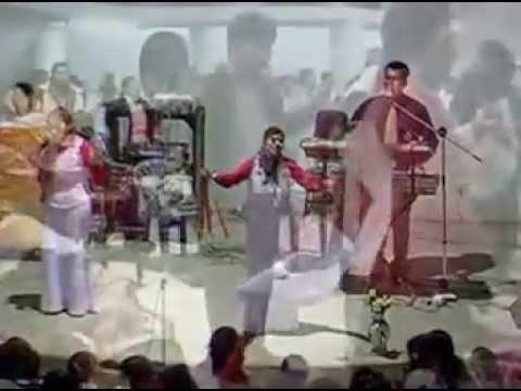 alabanza - concierto en ecuador - fuente de uncion y poder..