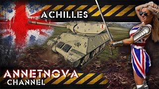 Achilles - Hellcat`у противовес?