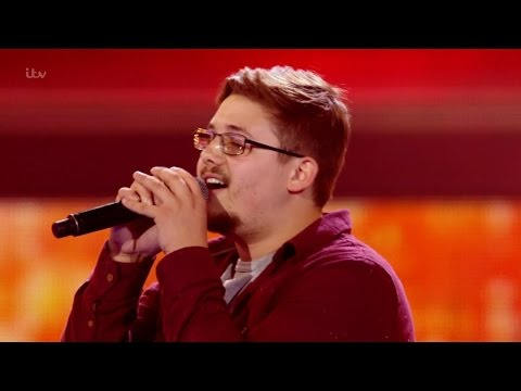 The X Factor UK 2015 S12E11 6 Chair Challenge - Guys - Che Chesterman Full Clip