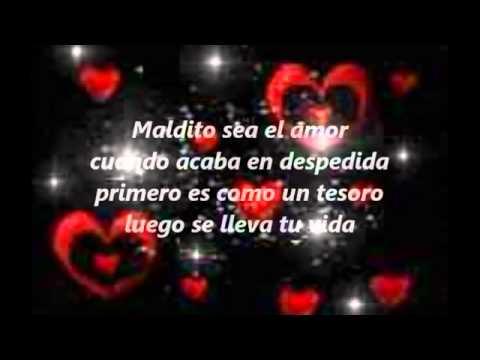 Pepe Aguilar - Maldito letra
