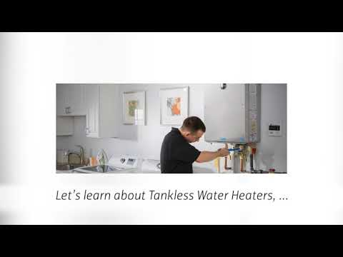 Traditional Water Heaters Vs. Tankless Water Heaters