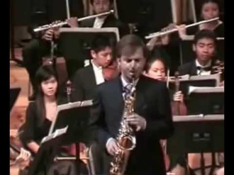 H.Tomasi, Concert - Miha Rogina (Part 1)