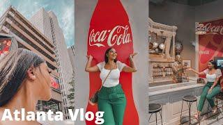 A day in Atlanta VLOG | MIHLALI N