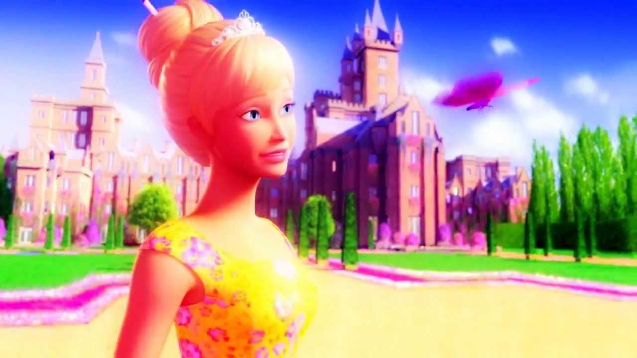 Barbie Und Die Geheime Tür Deutsch Ganzer Film