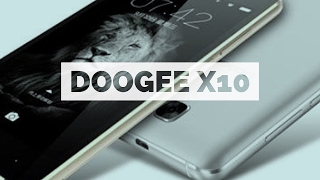 Video Doogee X10 YpWgaT0f3ls